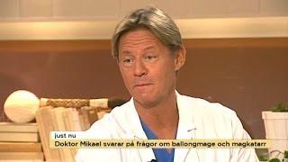 Ta kontroll över din krånglande mage - Nyhetsmorgon (TV4)