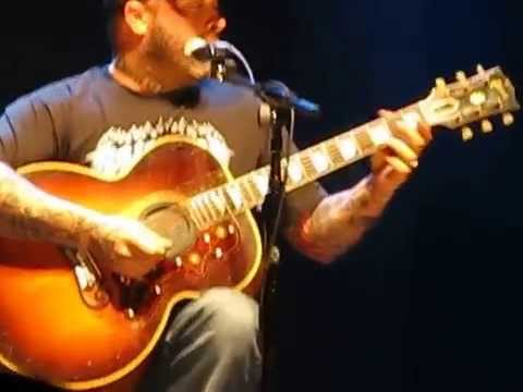 Aaron Lewis Pearl Jam Elderly Woman Behind The Counter In A Small Town