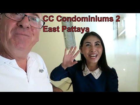 Cheap 1 bed apartments East Pattaya Soi Khao Noi ! Vlog 313