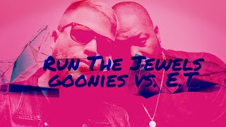 Run The Jewels - goonies vs. E.T. (music video with lyrics)