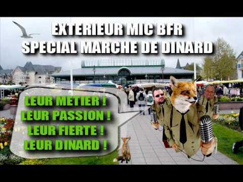 EXTERIEUR MIC MARCHE LES HALLES DE DINARD