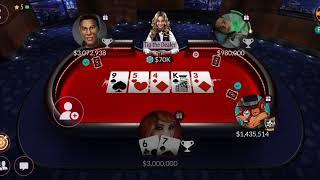 Zynga Poker – Free Texas Holdem Online Card Games Gameplay screenshot 2