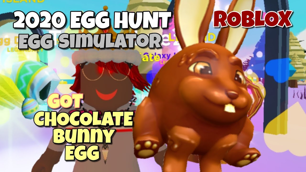Event I Complete Egg Simulator S Egg Hunt Quest For Chocolate