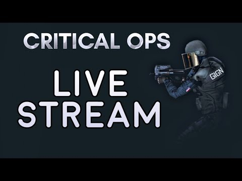 Critical Ops International World League - NA Group Stages - Gankstars vs. Eclipse