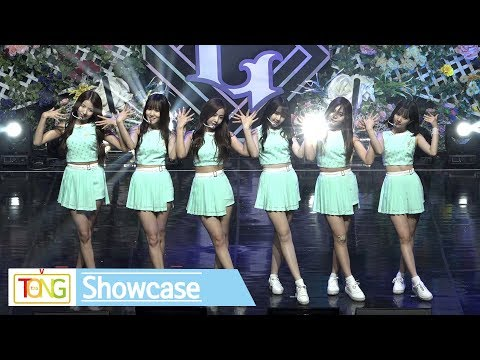 GFRIEND(여자친구) 'LOVE WHISPER'(귀를 기울이면) Showcase Stage (PARALLEL, 패럴렐)