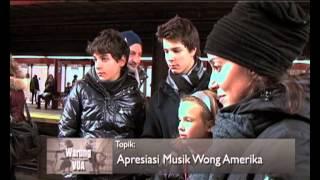 Apresiasi Musik di Amerika (Bagian 1) - Warung VOA