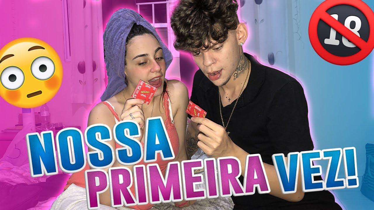 NOSSA PRIMEIRA VEZ...
