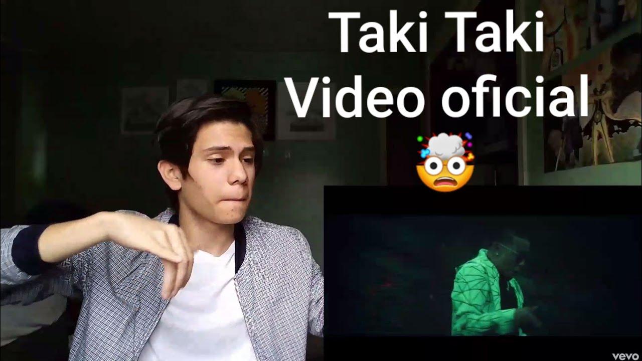 DJ Snake - Taki Taki ft. Selena Gomez, Ozuna, Cardi B  (Reacción) #1
