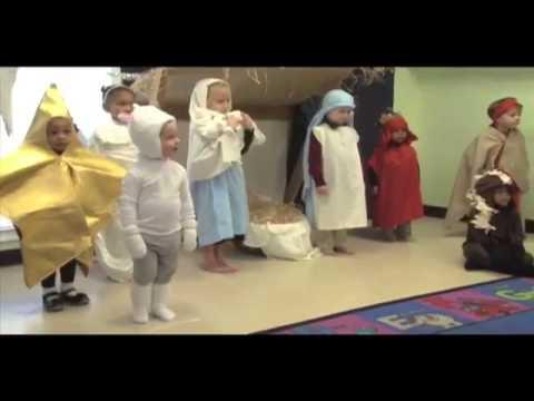 Runaway Wiseman Noah's very first Christmas production.