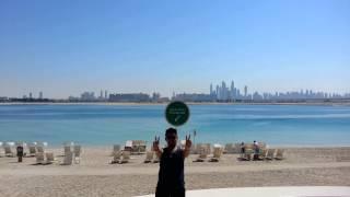 Aquaventure Beach, Palm Jumeirah, Dubai UAE