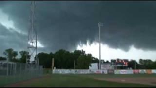 Tornado Austin, MN June 17th, 2009