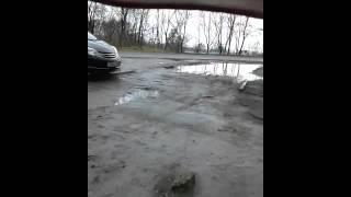 Ливень грязь ужас
