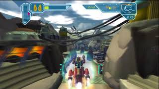 Ratchet and Clank : Going Commando -91- Map-O-Matic