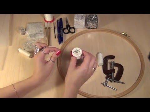 Обучение искусству ручной вышивки онлайн