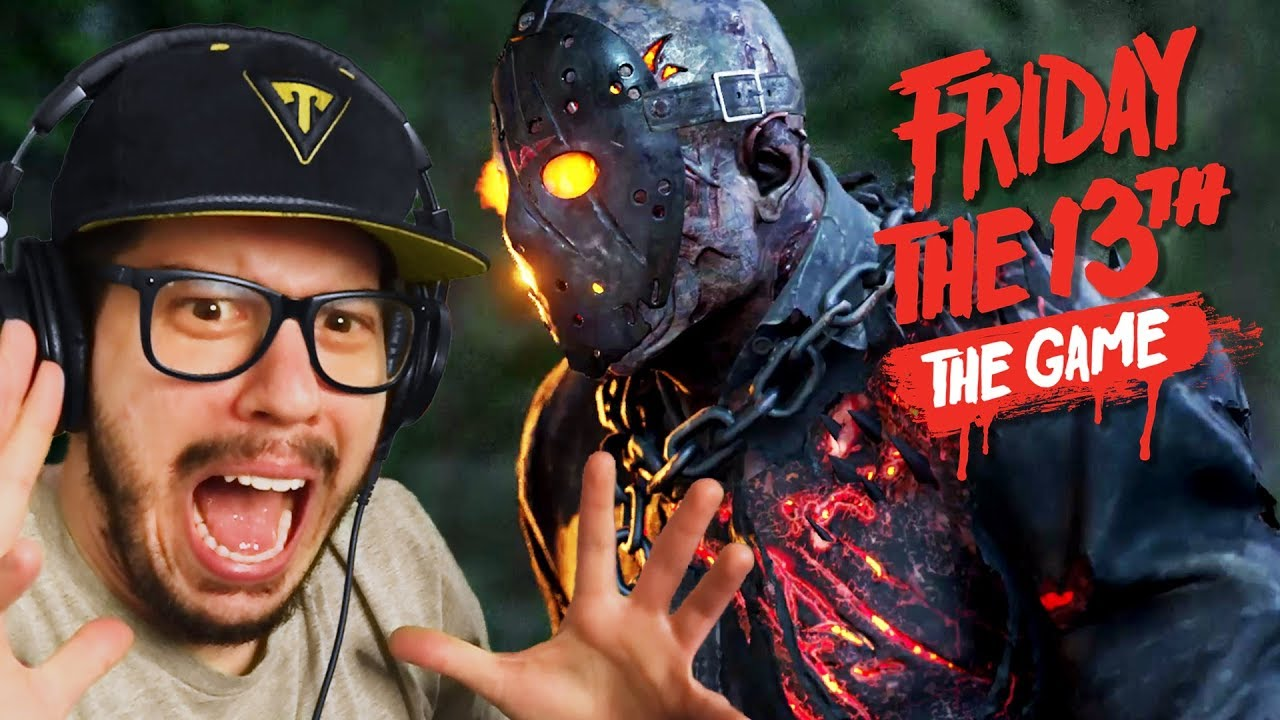 1 YEAR LATER    JASON IS BACK! (Friday the 13th Game) - YouTube