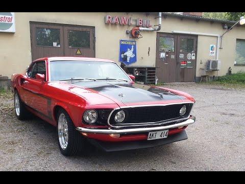 Mustang 1969 progress 2017 April