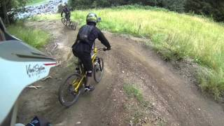 French Alps MTB Holiday Part 2