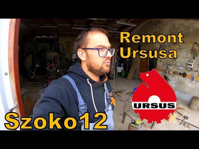 Remont Ursusa 1014 [Vlog#52] Drugie Życie :)