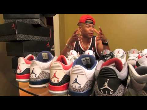 AIR JORDAN 3 HISTORY - The Angry SneakerHead ( Episode 3 )