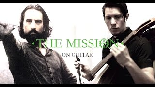 The Mission - Ennio Morricone - On Guitar - Acoustic Labs