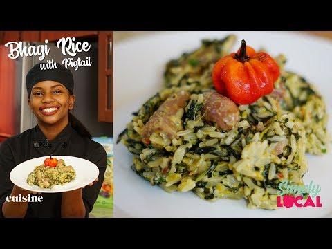 Bhagi Rice Recipe | Simply Local