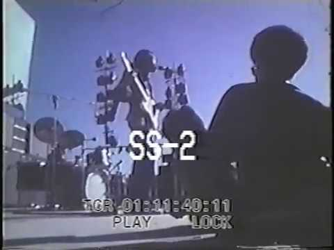 JIMI HENDRIX - Live in San Jose (1969) - VHS Archives