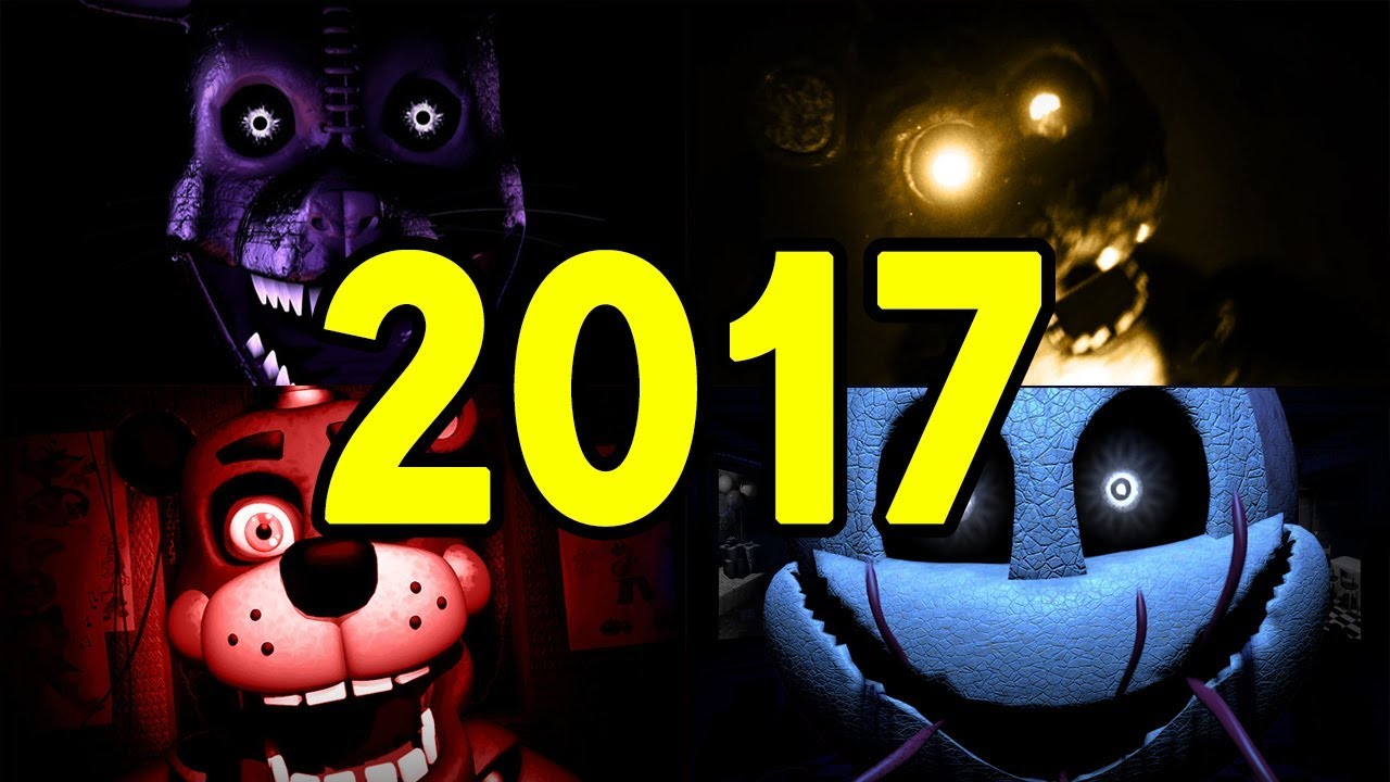 Top 100 fnaf fan games