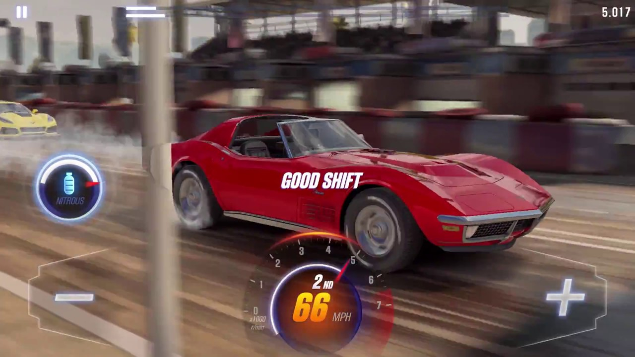 CSR RACING 2 'LEGENDS' Update Brings in Some Classic Toys