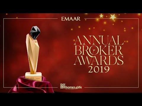 Emaar Annual Broker Awards 2019
