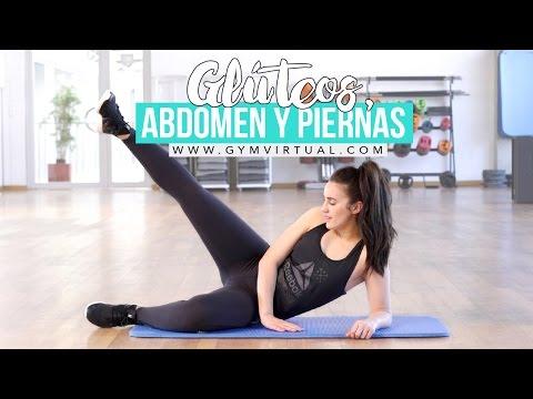 Rutina para endurecer glúteos, abdomen y piernas | GAP