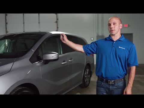 2019 Honda Odyssey Tips & Tricks: How to Activate Auto Windows Using your Key Fob