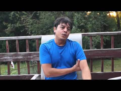 Interview with Actor Dilip Rayamajhi