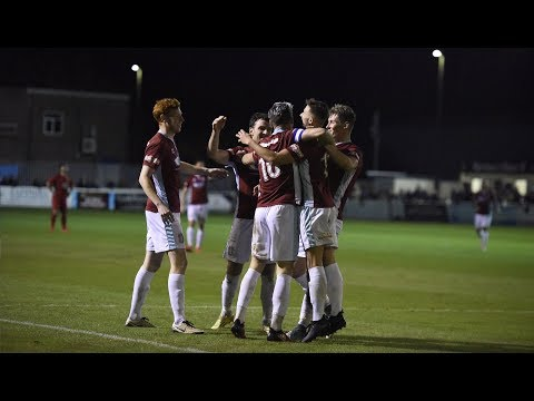 Highlights: South Shields 4-0 Jarrow Roofing