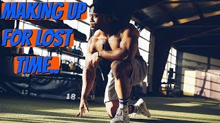 Making Up For Lost Time | Squat & Bench Workout