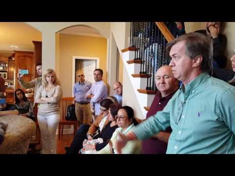 Pr Mike Bickler lider IHOPKC com pastores 16 abril 2016