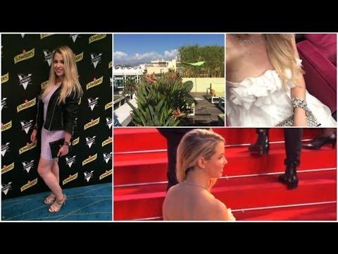 ♡ Marie à Cannes !