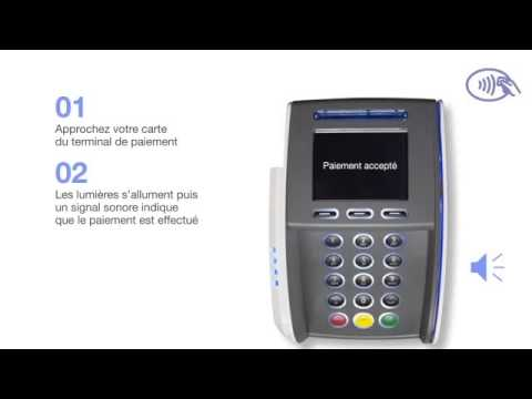 POST Luxembourg - Contactless