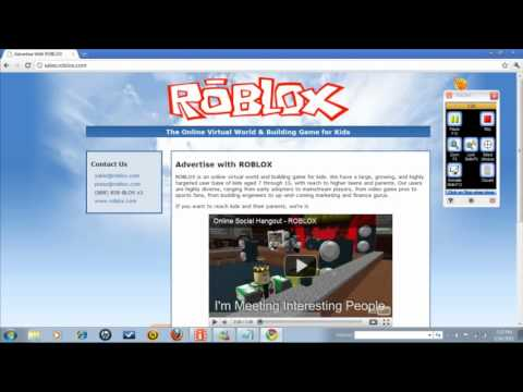 I found the ROBLOX admin control panel!!!!!!!!!!!!!! - YouTube