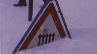 Schneekatastrophe Winter 1978/1979 in Ostfriesland