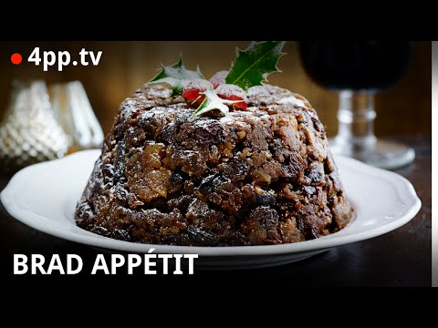 Brad Appétit - ♪ Don't bring me some Figgy Pudding ♪