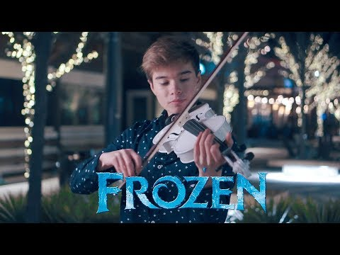 "Let It Go (from Disney's ""Frozen"") - Violin Performance"