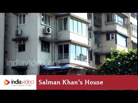 Salman Khan 39 S House In Mumbai Bollywood Celebrity Home