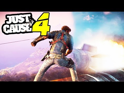 So, JUST CAUSE 4 Has BEGUN? - LAST GAME IN SERIES?