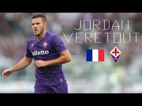 JORDAN VERETOUT - Genius Passes, Tackles, Goals - ACF Fiorentina - 2017/2018