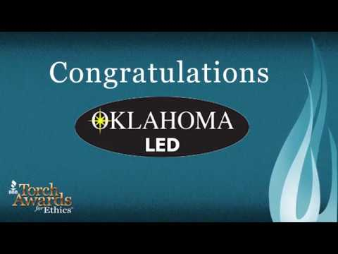 OklahomaLED Torch Award Video