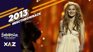 ESCTHROWBACK - Eurovision 2013: Top 39