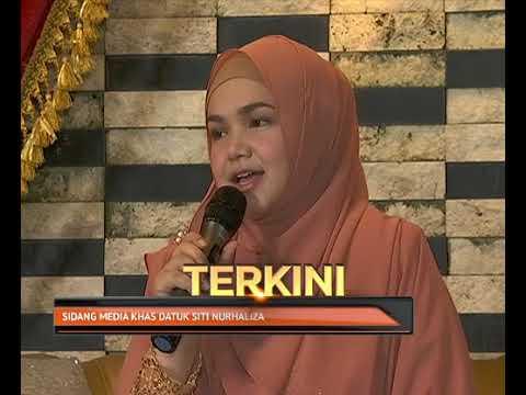 Sah! Siti Nurhaliza hamil