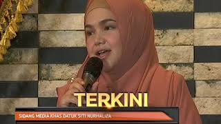 Video Sah! Siti Nurhaliza hamil download MP3, 3GP, MP4, WEBM, AVI, FLV Oktober 2017