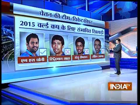 ICC Cricket World Cup 2015: BCCI to Release Indian Squad Today - India TV