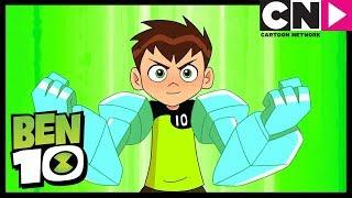 10 Tacadas | Ben 10 em Português Brasil | Cartoon Network